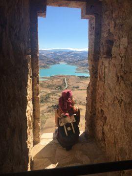Hiking yoga retreat in Spain