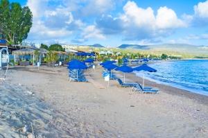 beach yoga and meditation retreat in cyprus