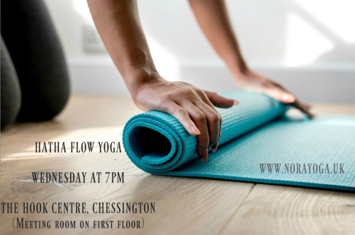 yoga in chessington and tolworth