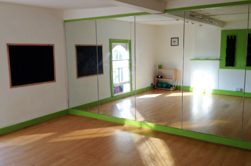 yoga at new malden