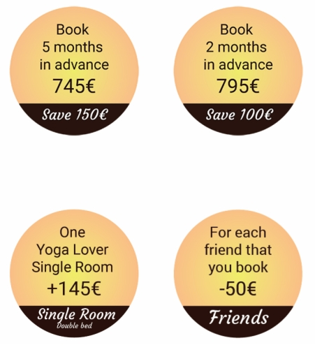 hiking yoga retreat 2019